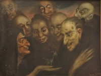 grotesques by daniel sabatier
