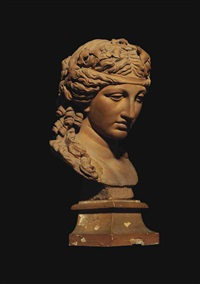 bust of ariadne by ludovico benzoni