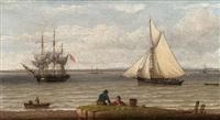 shipping in the humber by john ward of hull
