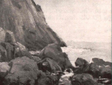 the rocky inlet by fred g quimby