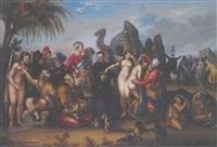 le marché des esclaves by j. muller