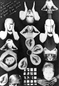 aveux non avenus by claude cahun