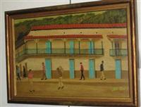 calle de barranquilla by noe leon