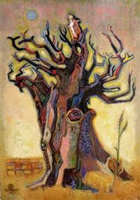 l'arbre mort ou espoir by suzanne tourte