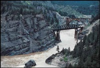 cisco crossing, fraser canyon by brian goble