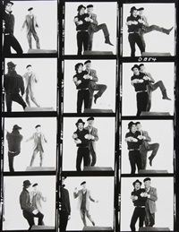 cecil beaton et rudolf noureev by david bailey