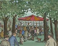 merry-go-round by gladys maccabe