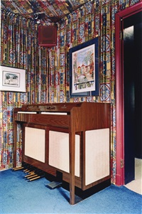 memphis (parlor organ) (from the series graceland) by william eggleston