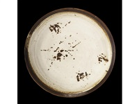 shallow bowl by lucie rie