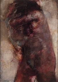nudo in bruno by renzo vespignani