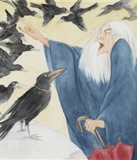 the wicked witch and the king crow by thea kliros
