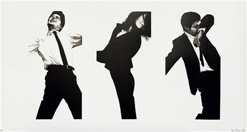 jules gretchen mark state ii 3 works by robert longo