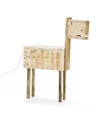 djuret lampa/skulptur by godspeed