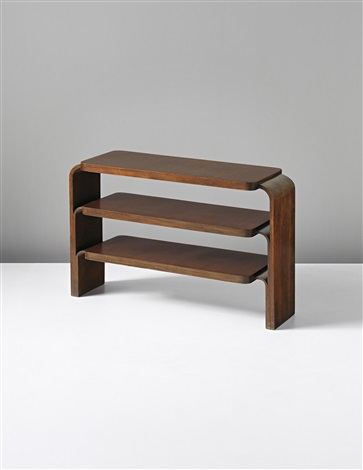 shelf unit model no 111 by alvar aalto