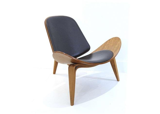 a ch07 shell chair by hans wegner and carl hansen sons on artnet