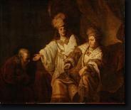 laudience royale by ferdinand bol