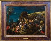jesus und die weinenden frauen aus jerusalem by frans francken the younger