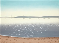 harbor #2 by alex katz