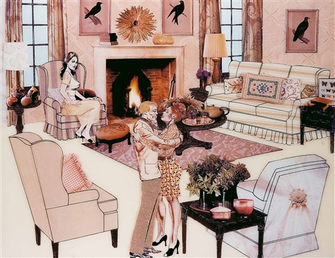 the instant decorator beige living room by laurie simmons
