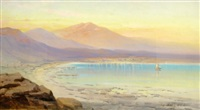 the sea of galilee by samuel lawson booth