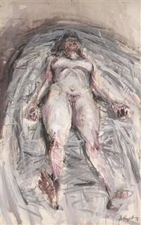 studio per nudo (study) by alessandro papetti