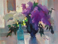 lilac by ludmila pereca