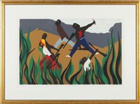 to preserve their by jacob lawrence