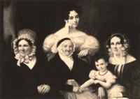 five generations by walter scott