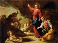 la resurrezione di lazzaro by mauro (picinardi) piccinardi