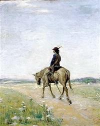 the traveler by harold matthews brett