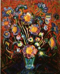 vase de fleurs by suzanne tourte