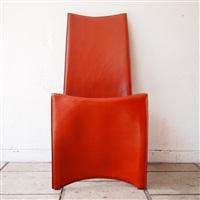 2 chaises, modèle archer (set of 2) by philippe starck