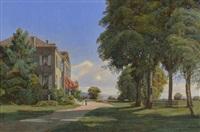 chateau de malagny by jean-marc dunant-vallier