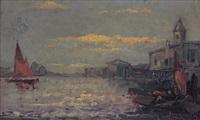 marina a venezia by beppe ciardi