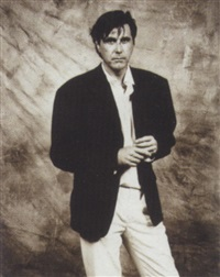 brian ferry by clive arrowsmith