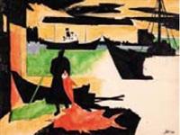 il pescatore by eugene labuschagne