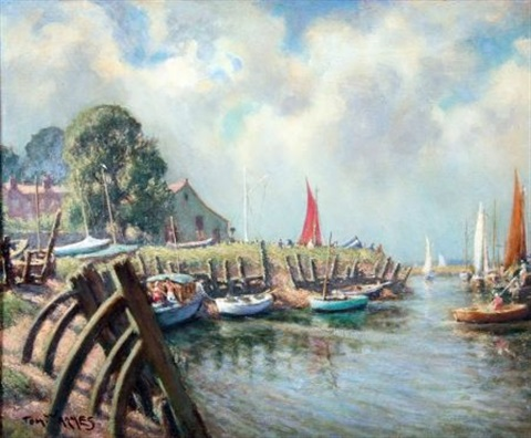 blakeney by thomas w armes