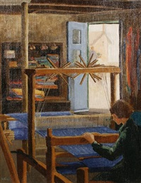 a cornish loom by deborah g. webb