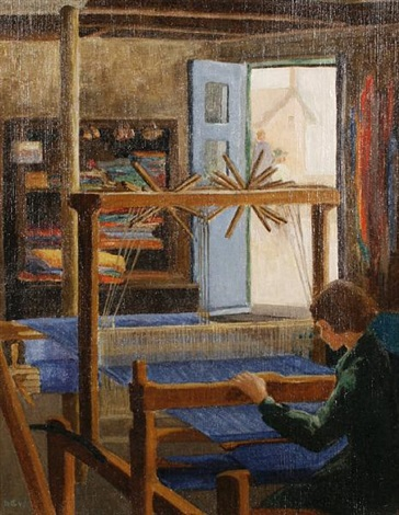 a cornish loom by deborah g webb