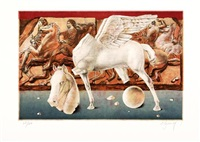 sin título (from el caballo en papel) by esteban azamar
