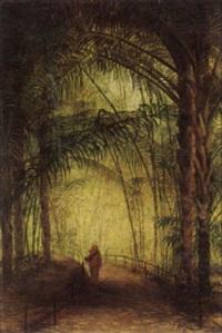 bamboe bosch by wilhelm christiaan constant bleckmann