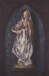 madonna by rudolf-werner ackermann