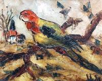 le perroquet by henri d' anty