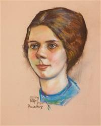 portrait of sally by shiy de-jinn