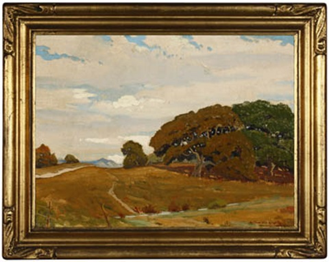 the pasture by arthur hill gilbert