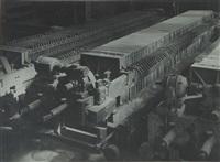 katalysatorfabrik - motor-filterpressen by albert renger-patzsch