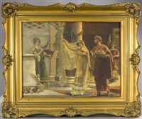 a roman wedding by emilio vasarri