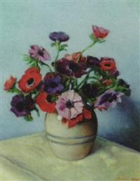 vase of amenones by francis helps