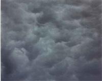cloud #90, 1992 by richard misrach