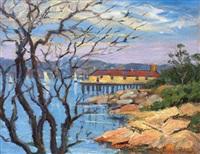 the pier by pauline palmer
